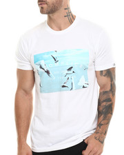 Men - Akomplice Flock Tee