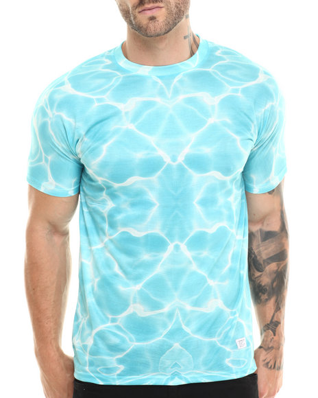 Akomplice - Men Blue Water Love Tee