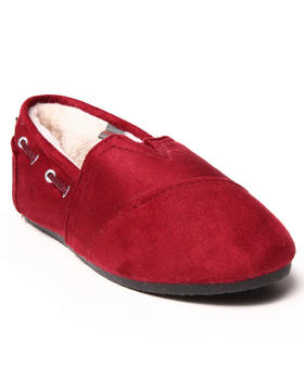 Apple Bottoms - Chesmuy Faux Suede Casual Sneaker