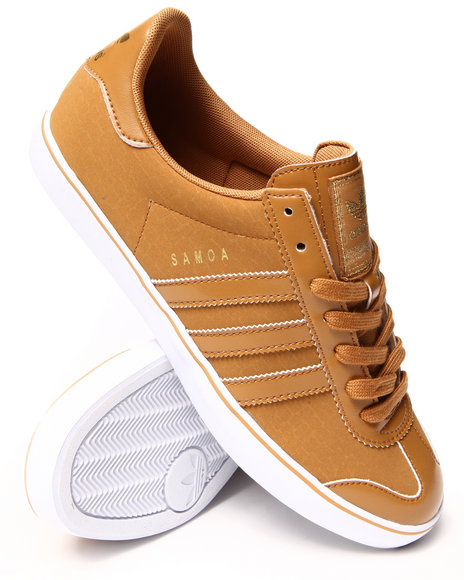 Adidas Wheat Samoa Vulc Sneakers