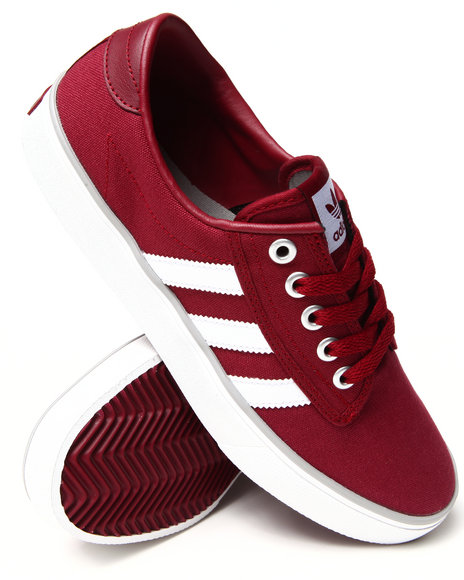 Adidas - Men Red Kiel Sneakers