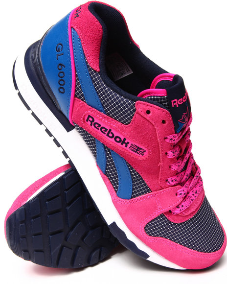 Reebok - Men Pink Gl 6000 Sneakers