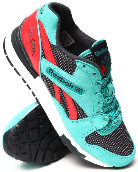 Reebok - Men Teal Gl 6000 Sneakers