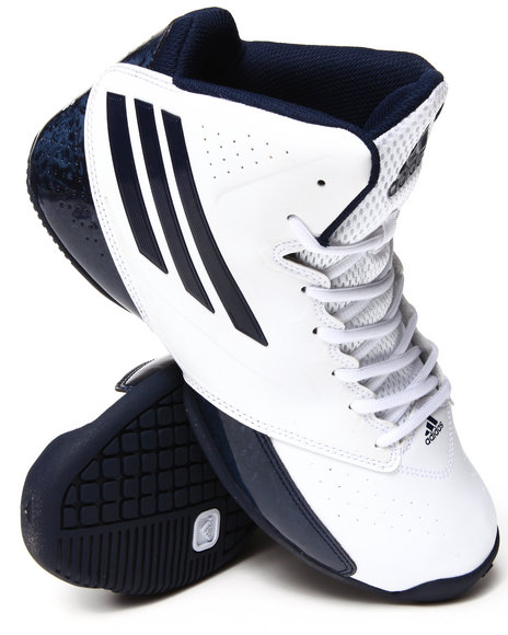 Adidas White 3 Series 2014 Sneakers