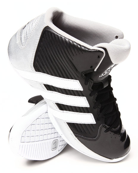 Adidas Black,Silver Commander Td 5 Sneakers