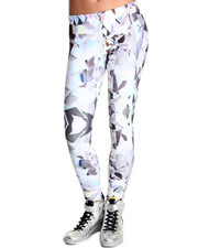 Women - KEENKEEE Crystallized Print Legging