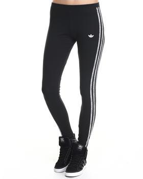Adidas - 3 Stripe Leggings