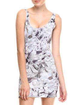 Walking Candy - Shine Bright Sublimated Mini Dress