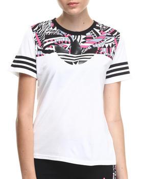 Adidas - Sport Printed Graphic Logo Tee