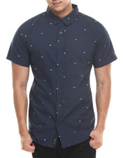 Buyers Picks - Scribbles S/S Button-down