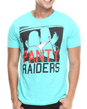 Men - Panty Raiders Pull Down S/S Tee