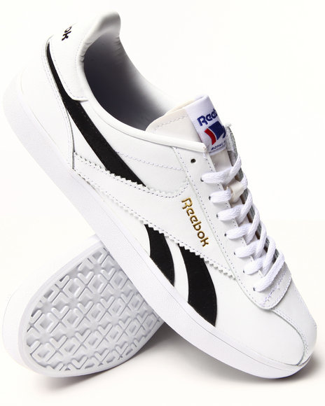 Reebok - Men White Royal Alperez Sneakers