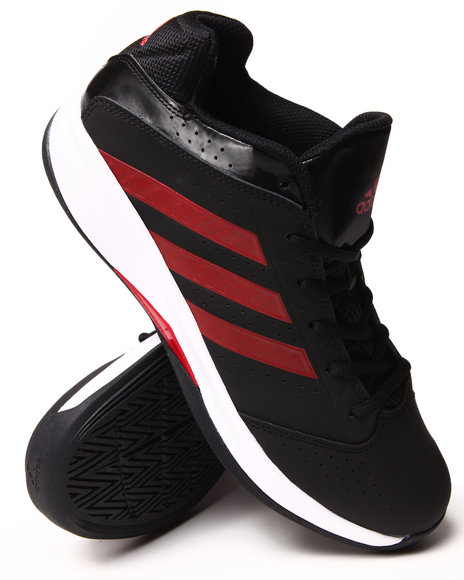 Adidas Black,Red Isolation 2 Low Sneakers