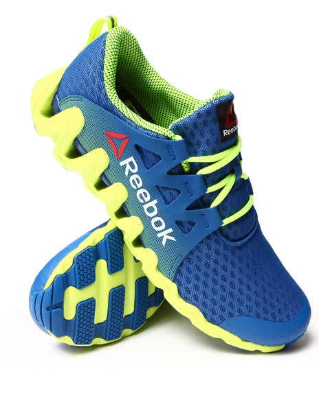 Reebok - Men Blue Reebok Zigtech Big & Quick