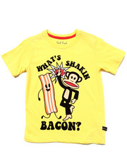 Girls - SHAKIN' BACON TEE (4-7)