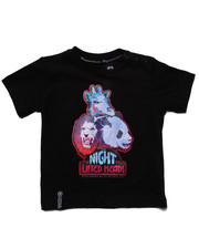 Boys - NIGHT OF THE LIFTED HEADS TEE (INFANT)