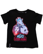 Boys - NIGHT OF THE LIFTED HEADS TEE (2T-4T)