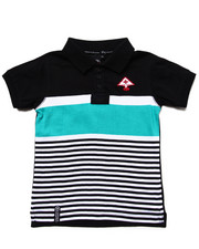 Boys - STAY LIFTED POLO (2T-4T)