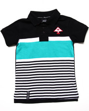 Boys - STAY LIFTED POLO (4-7)