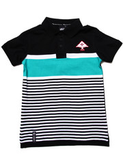 LRG - STAY LIFTED POLO (8-20)