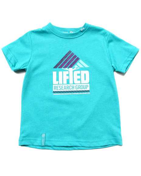 LRG Boys Rose Gold Lifted Research Tee (2T-4T)