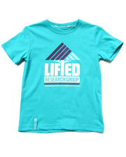 Boys - LIFTED RESEARCH TEE (4-7)