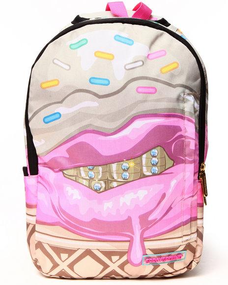 Sprayground Ice Cream Grillz Backpack Multi