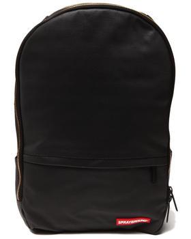 Sprayground - Black Stashed Jewels Wax Coated Backpack
