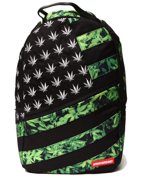 Sprayground American Diesel Backpack Black