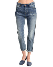 -FEATURES- - L'Adorable Half Life Repaired Jeans