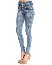 Almost Famous - Pick Me Up Highwaist Skinny Jean