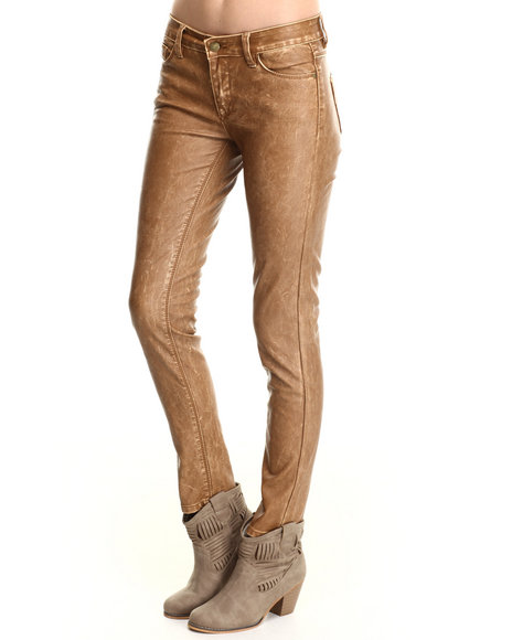 Bianco Jeans Light Brown Jeans