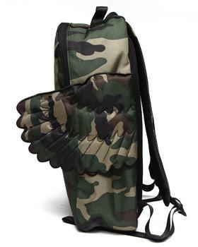 Sprayground - Black Pyramid Winged Backpack