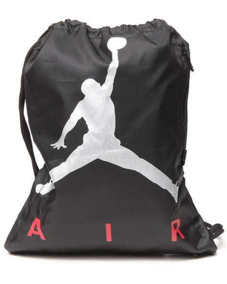 Air Jordan Boys Air Reflect Sling Bag Black