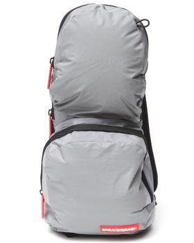 Sprayground - Reflective Silver Hydropack