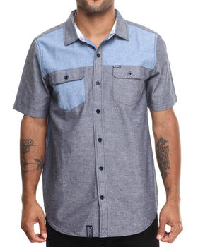 LRG - Young Blocka S/S Button-Down