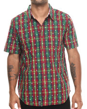 LRG - Polk High S/S Button-Down