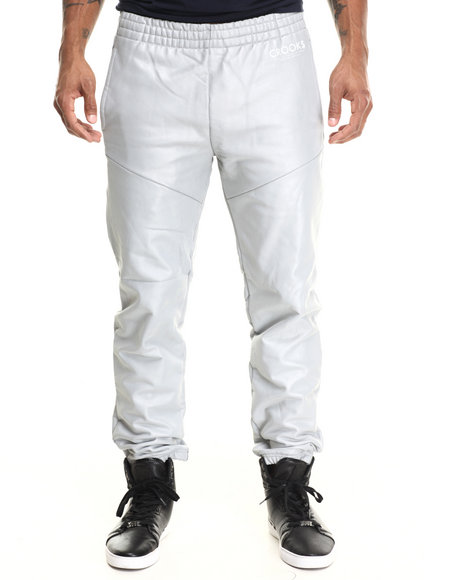 Crooks & Castles - Men Grey Lumin Techpant - $116.99