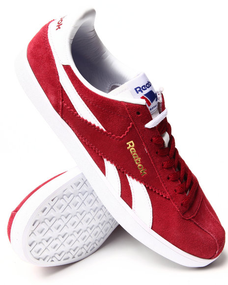 Reebok Red Sneakers