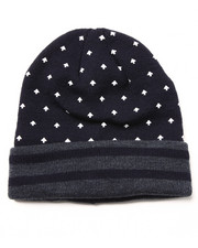 Men - Retro Revival Beanie