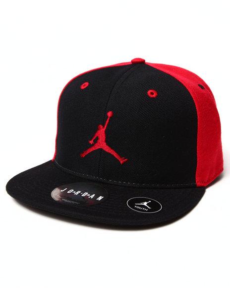 Air Jordan Boys Jordan Jumpman Snapback(8-20) Black