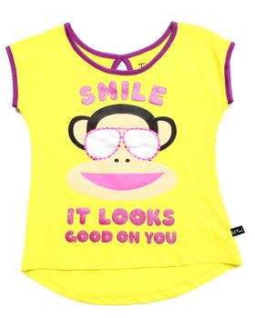 Paul Frank - SMILE TEE (4-6X)