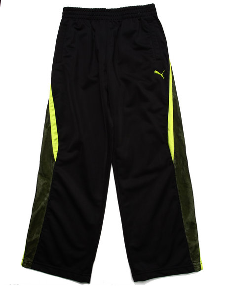 Puma Black Sweatpants