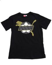 Puma - PUMA GOAL TEE (8-20)