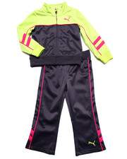 Girls - TRICOT COLORBLOCK SET (2T-4T)