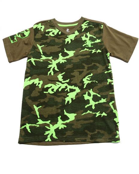 Arcade Styles Camo T-Shirts