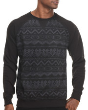 Basic Essentials - Nordic Crewneck Sweatshirt