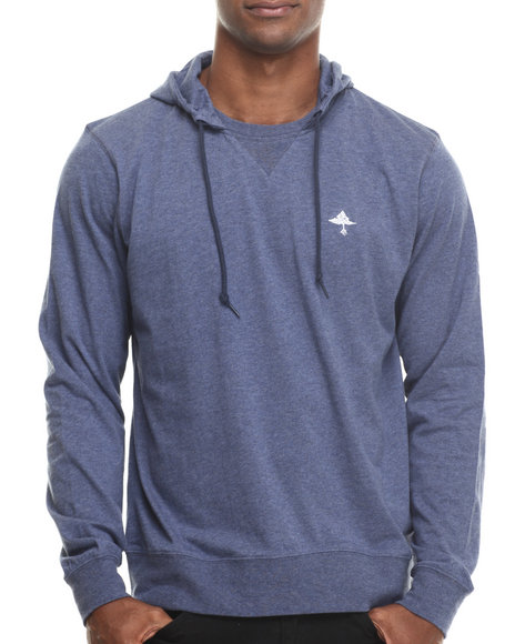 Lrg - Men Navy Research Collection Pullover Hoodie I I