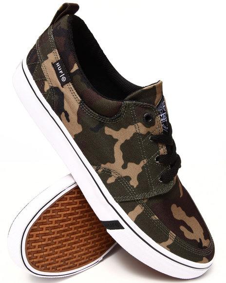 HUF Camo Ramondetta Pro Sneakers