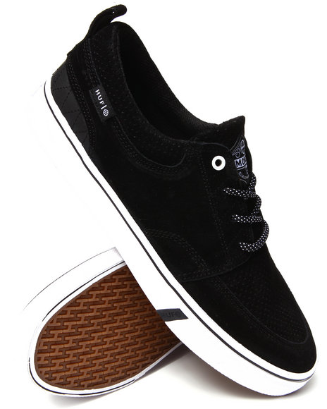 Huf - Men Black Ramondetta Pro Sneakers